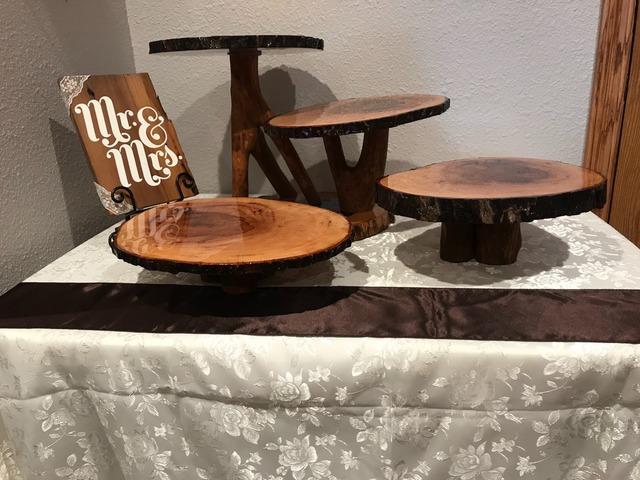 032af3b56843 Wedding cake/cupcake stand in Clute, Brazoria County, Texas - Ste ...