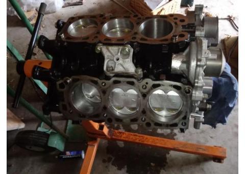 Rebuilt Mitsubishi 3.0 short block