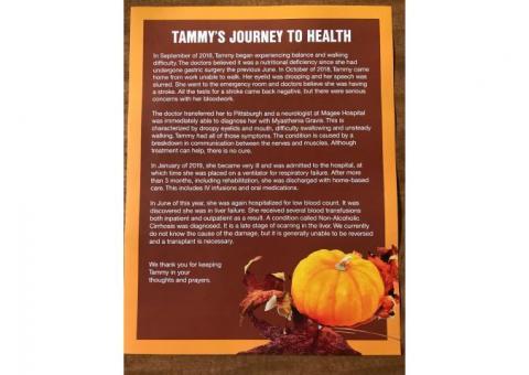 Tammy's Journey To Health
