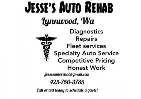 Honest, quality auto repair services